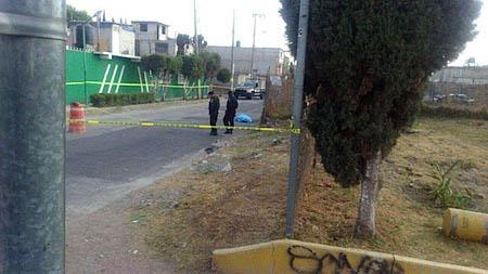 El asesinato ocurrión en  calle Playa Tabachines esquina con Playas Pie de Cuesta.