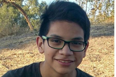 VIDEO: Edwin Alexis tiene 16 años y desapareció en Edomex