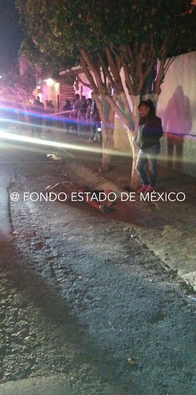 Matan a tres hombres por presunta venganza en Ecatepec