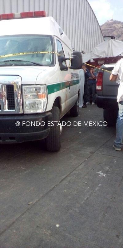 FEMINICIDIO #60: Sujeto mata a su esposa en pleno mercado de Tenancingo