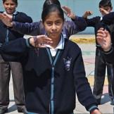La joven ha recibido todo el apoyo de maestros y compañeros.