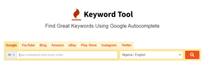 , 6 Best Keywords Research Tools for SEO [Fress and Paid], SEO Blog- SEO Marketing Tips | Afonne