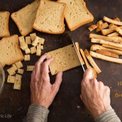 Build Your Own Kitchen Redesign How To Make Homemade Bread Crumbs - A Foodcentric Life