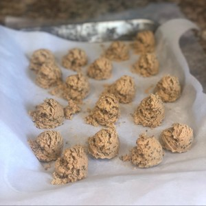 Key Lime Pie Protein Balls, Gluten Free, Dairy Free, Vegan