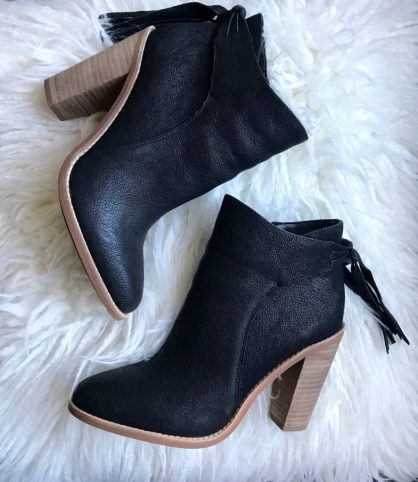 Vince Camuto Linford Bootie Review