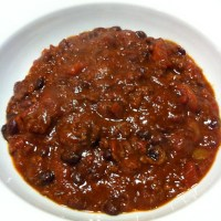The Food Lover's Award-Winning Black Bean Chili