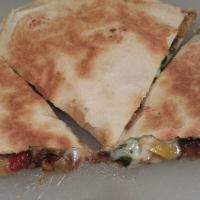 Garden Vegetable Quesadilla
