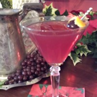 Christmas Cheer Cocktail