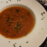 Roasted Sweet Potato Butternut Pumpkin Soup