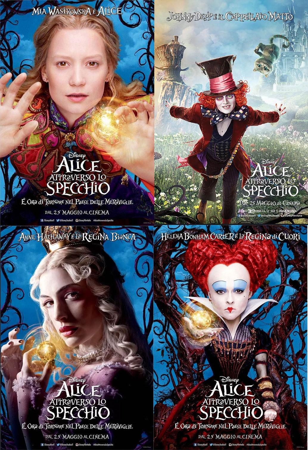 Frasi Del Film Alice In Wonderland
