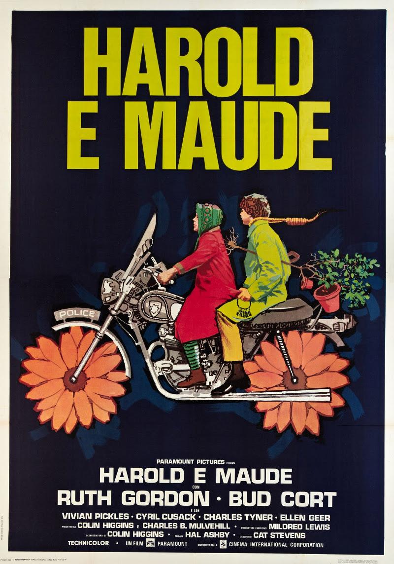 Risultati immagini per Harold e Maude