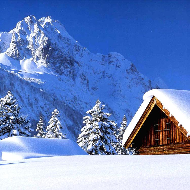Frasi Paesaggio Neve