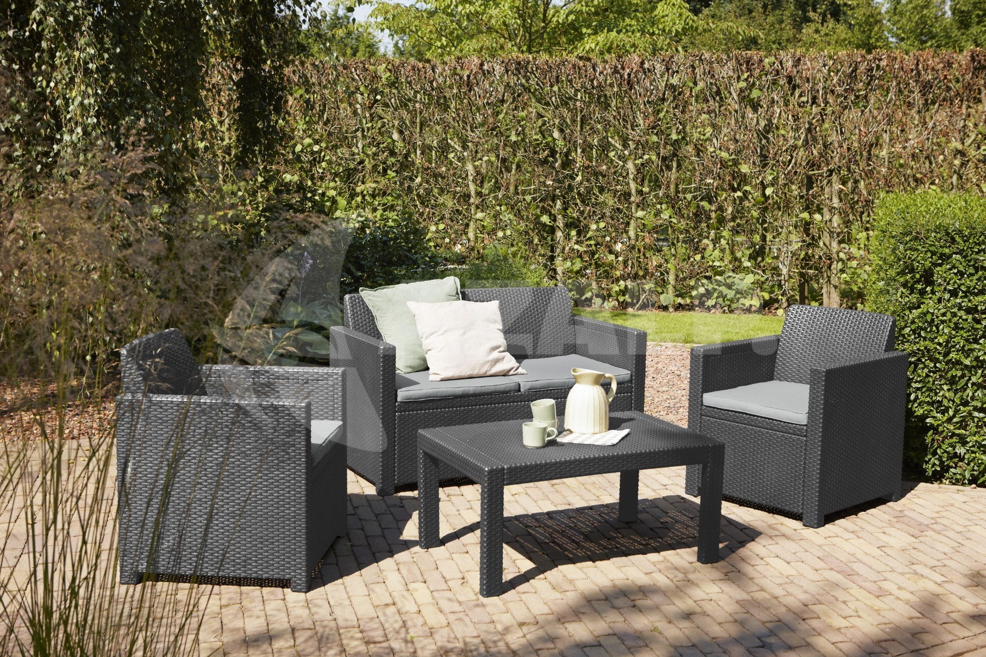 Salon De Jardin Allibert Lounge Set Prix | Salon Jardin Design ...