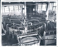 1953 Detroit Michigan Automatic Rotary Furnace at Dodge ...