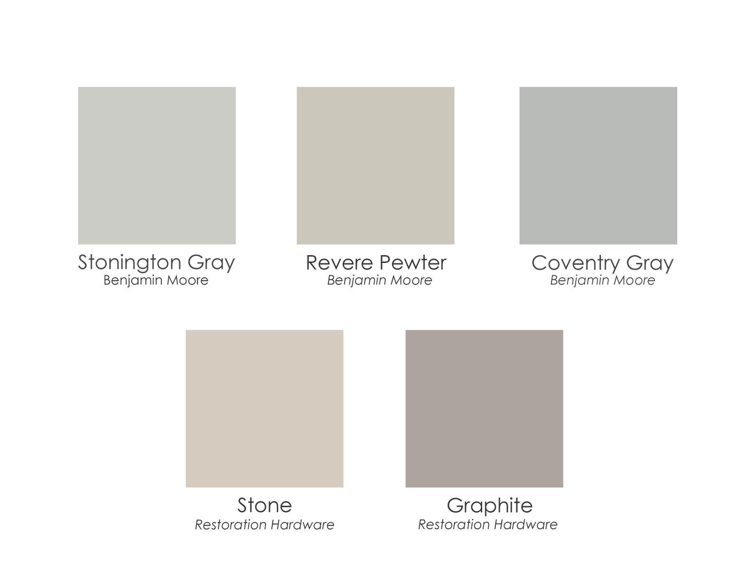 Brick Home Color Schemes