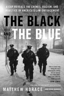 black and the blue
