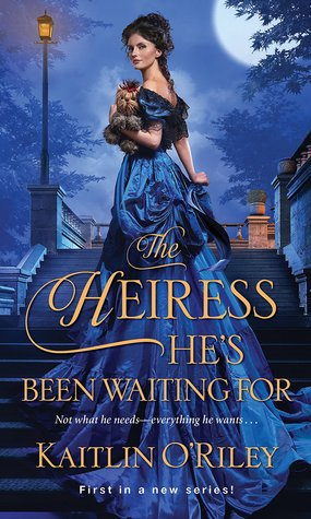 heiress he's been waiting for