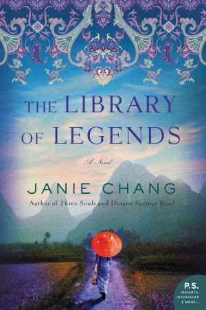 library of legends