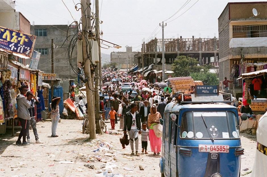 10 - Market in Mek'ele