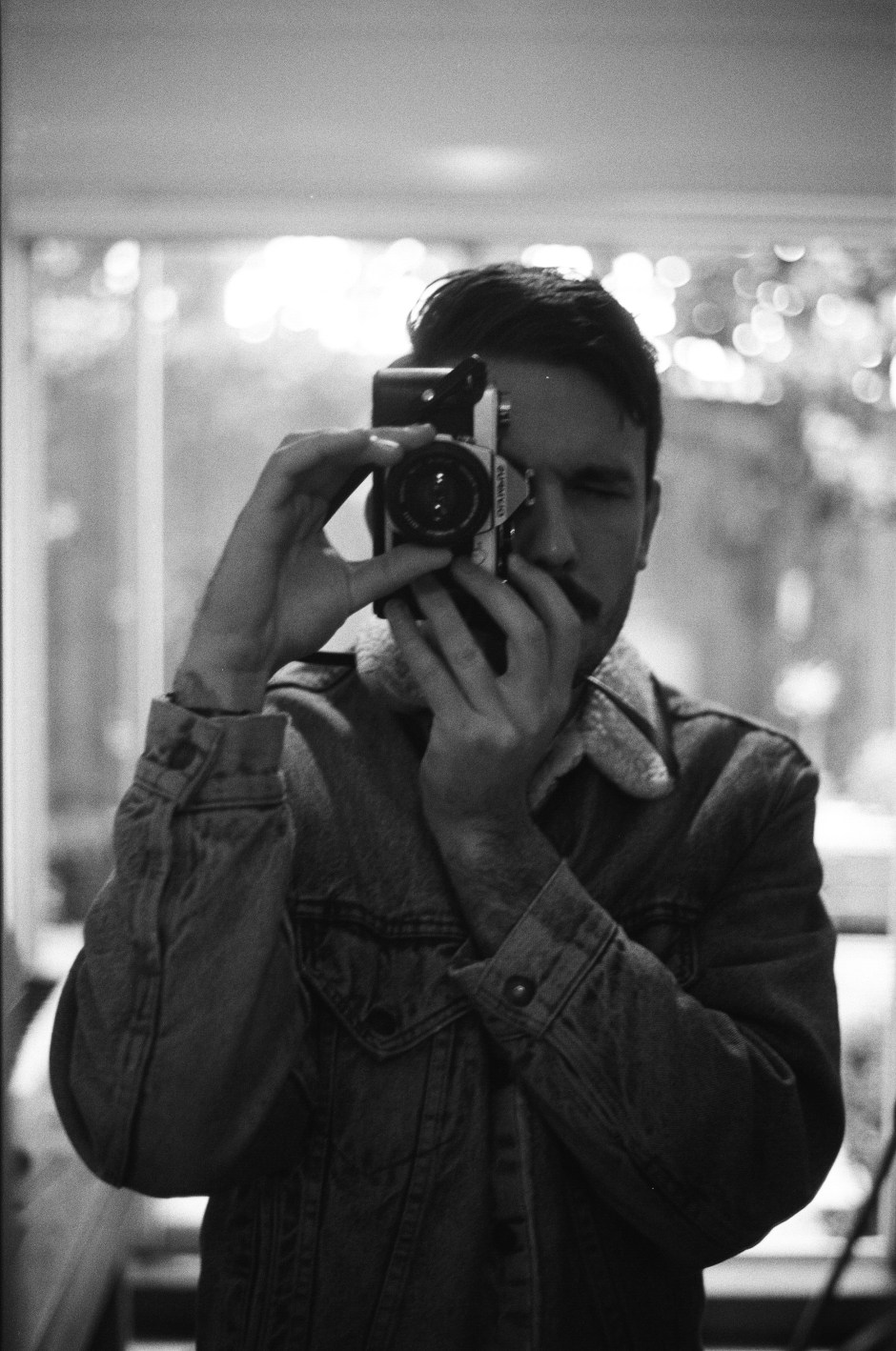 Chris Frangou Self Portrait
