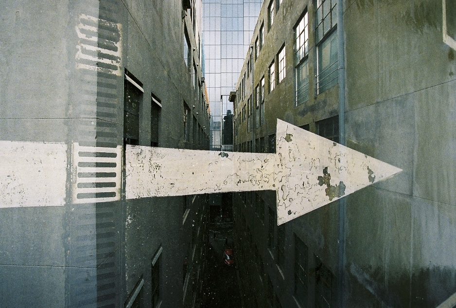 Mark Forbes - Take Two - laneways