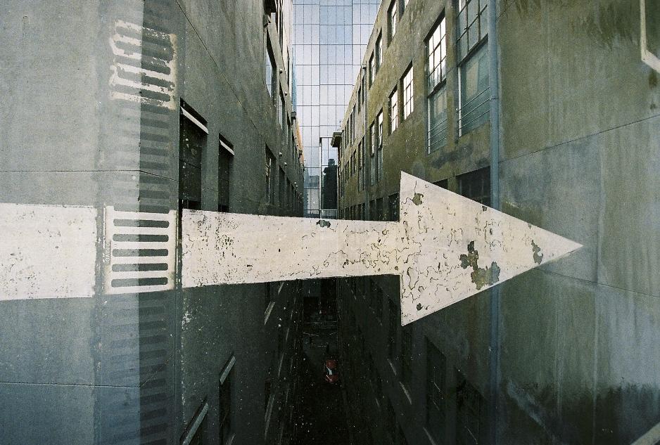 Mark Forbes - Take Two - laneways