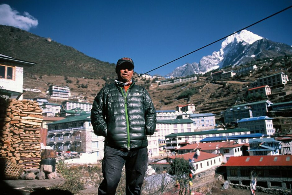 Kirk Davis Nepal AFPS-30