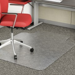 Office Chair Mat 45 X 60 Wholesale Beach Chairs Low Pile Chairmat X60 Wide Lip 25 X12 Clear By Lorell 1014567663 Jpg