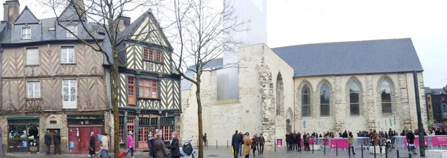 Couvent des Jacobins Rennes