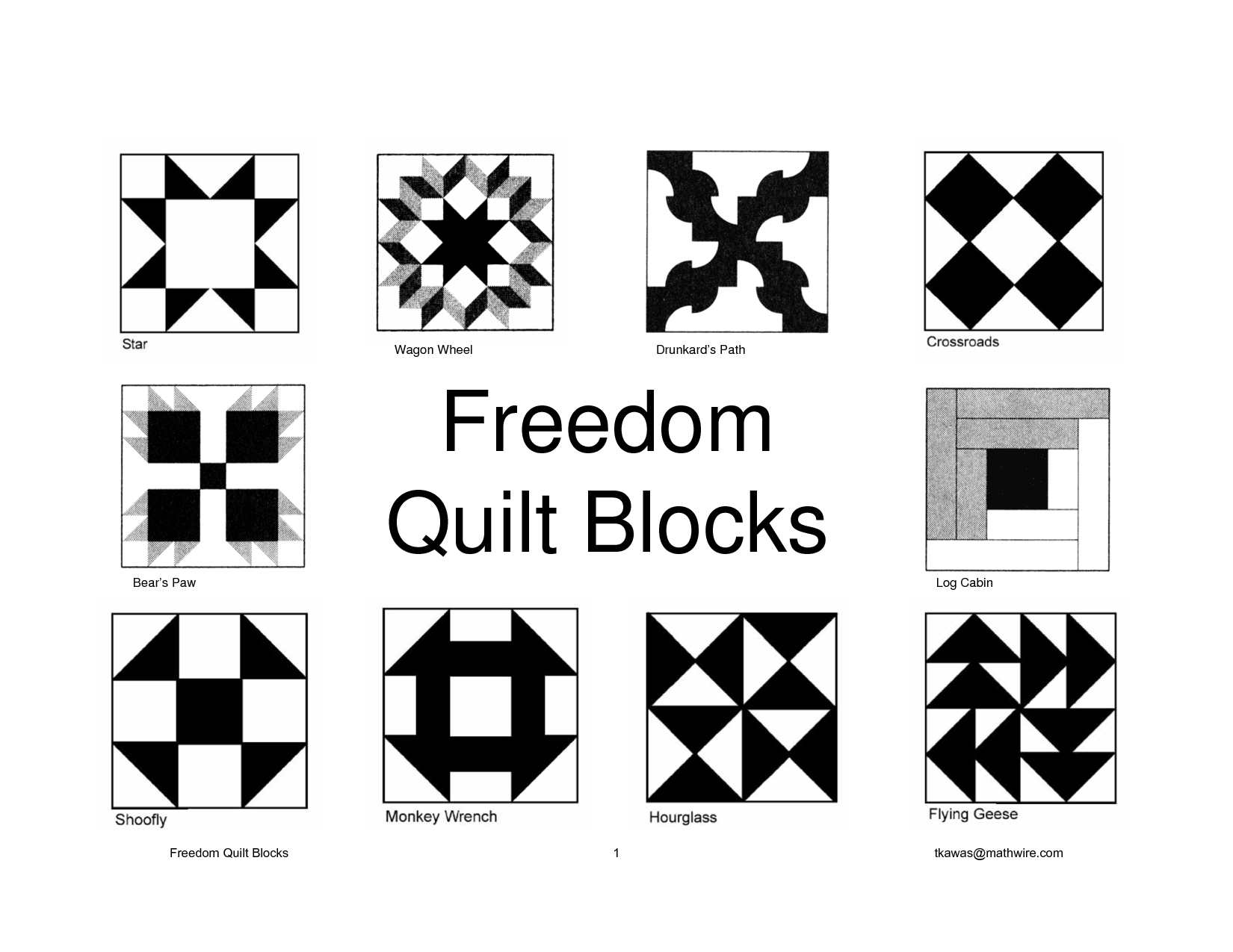 Freedom Quilt Or Quilts To Freedom Afram101autumn