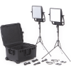 LitePanels 4X Bi-Color 1X1 Astra Kit