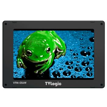 """TV Logic VFM-056WP 5.6"""" On-Board Monitor"""