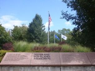 Loveland Veterans Memorial
