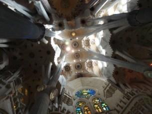 Sagrada Inside