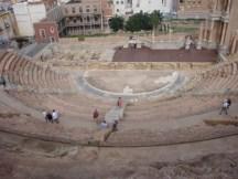 Cartagena Roman Stage