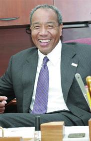 Michael Lee Chin. Photo courtesy Trinidad Guardian