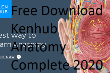 Download Kenhub Anatomy complete series for free