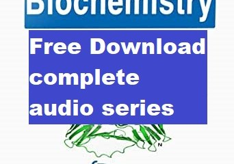Free Download Audiolearn Biochemistry Crash Course complete audio series