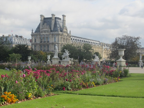 Paris Highlights Jardin Des Tuileries Freckle In Time