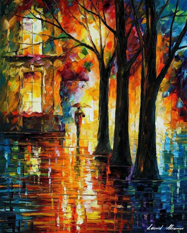 Art Impressionist Oil Paintings