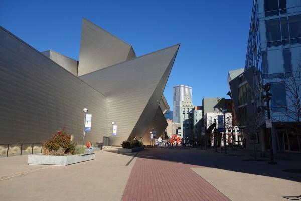 Denver Art Museum French American Life