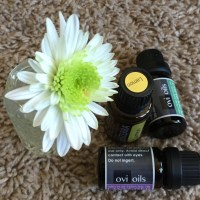 Vacuuming with Essential Oils