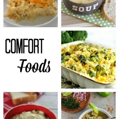COMFORT FOODS + LINK PARTY 181
