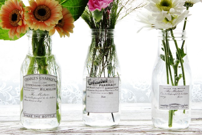 DIY JAR IDEAS + LINK PARTY 186