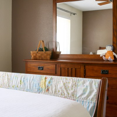 FARMHOUSE BEDROOM MAKEOVER PLAN