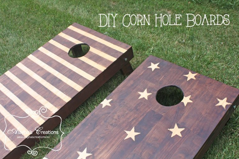 Diy Wood Games