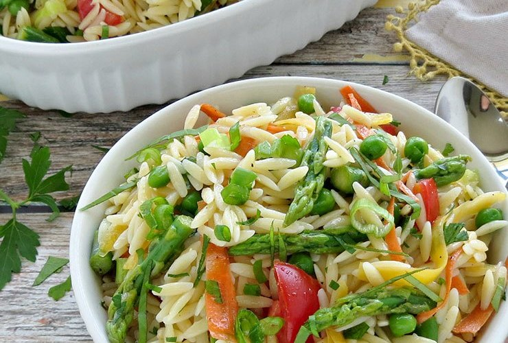 PERFECT FOR SUMMER PASTA SALADS + LINK PARTY 205