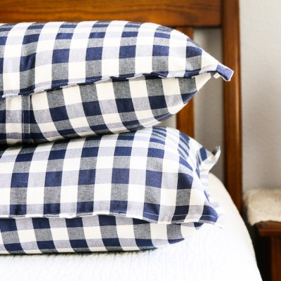 HOW TO MAKE PILLOW SHAMS