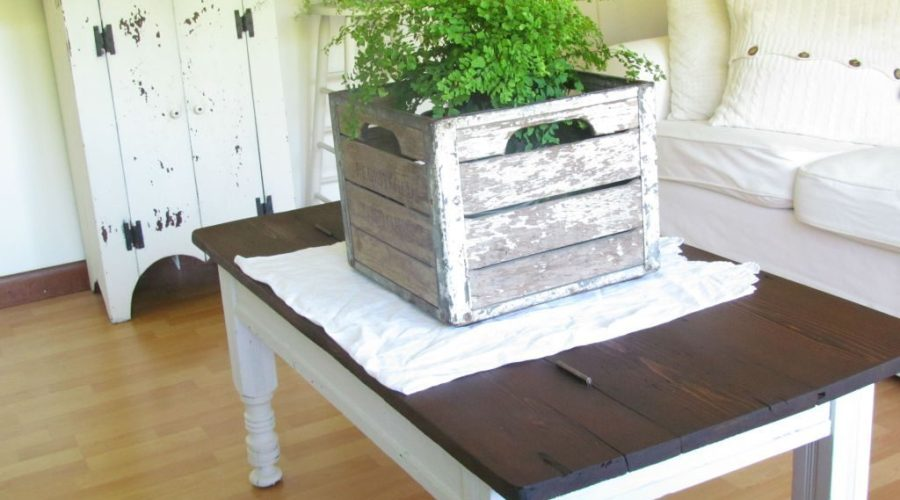 DIY FURNITURE MAKEOVERS + LINK PARTY 209