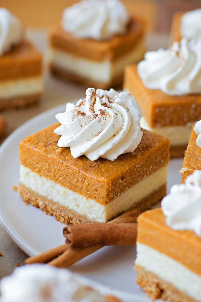 You know what the best part of Thanksgiving dinner is? The desserts, of course! I have compiled a great list of Thanksgiving desserts you are going to love! THANKSGIVING DESSERTS YOU ARE GOING TO LOVE